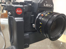 Load image into Gallery viewer, Leica R3 MOT Electric with Leica 50mm F2 lens, CLA'd, Tested and Warrantied - Paramount Camera & Repair - Saskatoon Canada Used Cameras Used Lenses Batteries Grips Chargers Studio