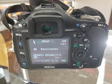 Load image into Gallery viewer, Pentax K20 D DSLR 14.6MP Digital Camera, Cleaned, Inspected and 90 Days Warranty - Paramount Camera & Repair - Saskatoon Canada Used Cameras Used Lenses Batteries Grips Chargers Studio