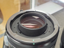 Load image into Gallery viewer, Tamron SP 90mm F2.5 Macro Lens for Pentax K mount w/ Tamron 1:1 Adapter