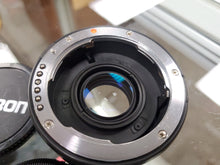 Load image into Gallery viewer, Pentax SMC F 1.7x AF Teleconverter in excellent condition, Cleaned, 90 Days Warranty