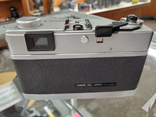 Load image into Gallery viewer, Canon Canonet QL19, 35mm camera, CLA'd, light seals, RF Calibrated, Ex Condition - Paramount Camera & Repair - Saskatoon Canada Used Cameras Used Lenses Batteries Grips Chargers Studio
