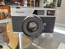 Load image into Gallery viewer, Canon Canonet, 35mm camera, 45mm 1.9 lens, CLA'd, RF Calibrated, Ex Condition - Paramount Camera & Repair - Saskatoon Canada Used Cameras Used Lenses Batteries Grips Chargers Studio