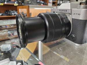 "Fujifilm X-T10 16MP, 8 FPS, 3"" Tilt Screen, Digital Camera- Used Condition 9/10 - Paramount Camera & Repair - Saskatoon Canada Used Cameras Used Lenses Batteries Grips Chargers Studio"
