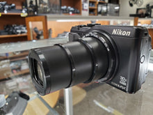 Load image into Gallery viewer, Nikon Coolpix S9900, 16MP, 1080P Video, WiFi - Used Condition 8/10 - Paramount Camera & Repair - Saskatoon Canada Used Cameras Used Lenses Batteries Grips Chargers Studio