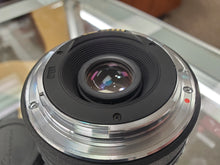 Load image into Gallery viewer, Tokina Promaster 12-24mm f/4 AT-X 124 AF Pro DX Wide Angle Lens - for Canon - Used Condition 9/10 - Paramount Camera & Repair - Saskatoon Canada Used Cameras Used Lenses Batteries Grips Chargers Studio