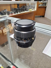 Load image into Gallery viewer, Pentax-M SMC 35mm F2, Manual Lens for Film Cameras - Paramount Camera & Repair