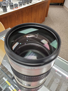 Canon 70-200mm 2.8L USM lens - Pro Full Frame Telephoto - Used Condition 8/10 - Paramount Camera & Repair - Saskatoon Canada Used Cameras Used Lenses Batteries Grips Chargers Studio