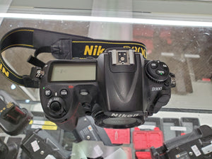 Nikon D300, DX DSLR, 12.3MP, Used Condition 9.5/10 - Paramount Camera & Repair - Saskatoon Canada Used Cameras Used Lenses Batteries Grips Chargers Studio