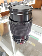 Load image into Gallery viewer, Carsen Olympus 135mm 2.8 , Manual film lens, Excellent Condition, cleaned - Paramount Camera & Repair - Saskatoon Canada Used Cameras Used Lenses Batteries Grips Chargers Studio