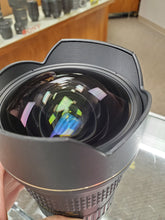 Load image into Gallery viewer, Tokina SD 16-28mm f/2.8 AT-X Pro FX Wide Angle Lens - for Canon - Condition 10/10 - Paramount Camera & Repair - Saskatoon Canada Used Cameras Used Lenses Batteries Grips Chargers Studio