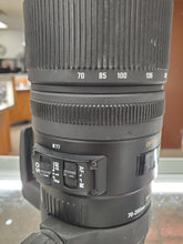 Load image into Gallery viewer, Sigma 70-200mm 2.8 OS EX Canon Full Frame Lens  - Used Condition 9/10