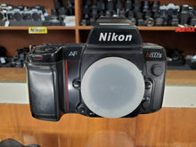 Load image into Gallery viewer, Nikon F-801s/N8008s, 35mm AF SLR Film Camera, Professional CLA, Canada
