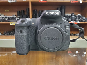 Like New Canon EOS 60D DSLR 18MP, 1080p Video, Tilt Screen - Used Condition: 9.9/10 - Paramount Camera & Repair