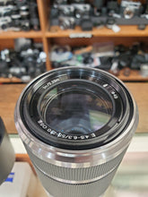 Load image into Gallery viewer, Sony E 55-210mm F4.5-6.3 OSS Lens  Lens - Used Condition 9.5/10
