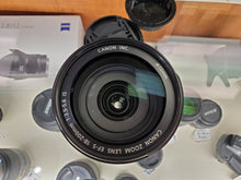Load image into Gallery viewer, Canon EF-S 18-200mm f/3.5-5.6 IS lens - Used Condition 9/10