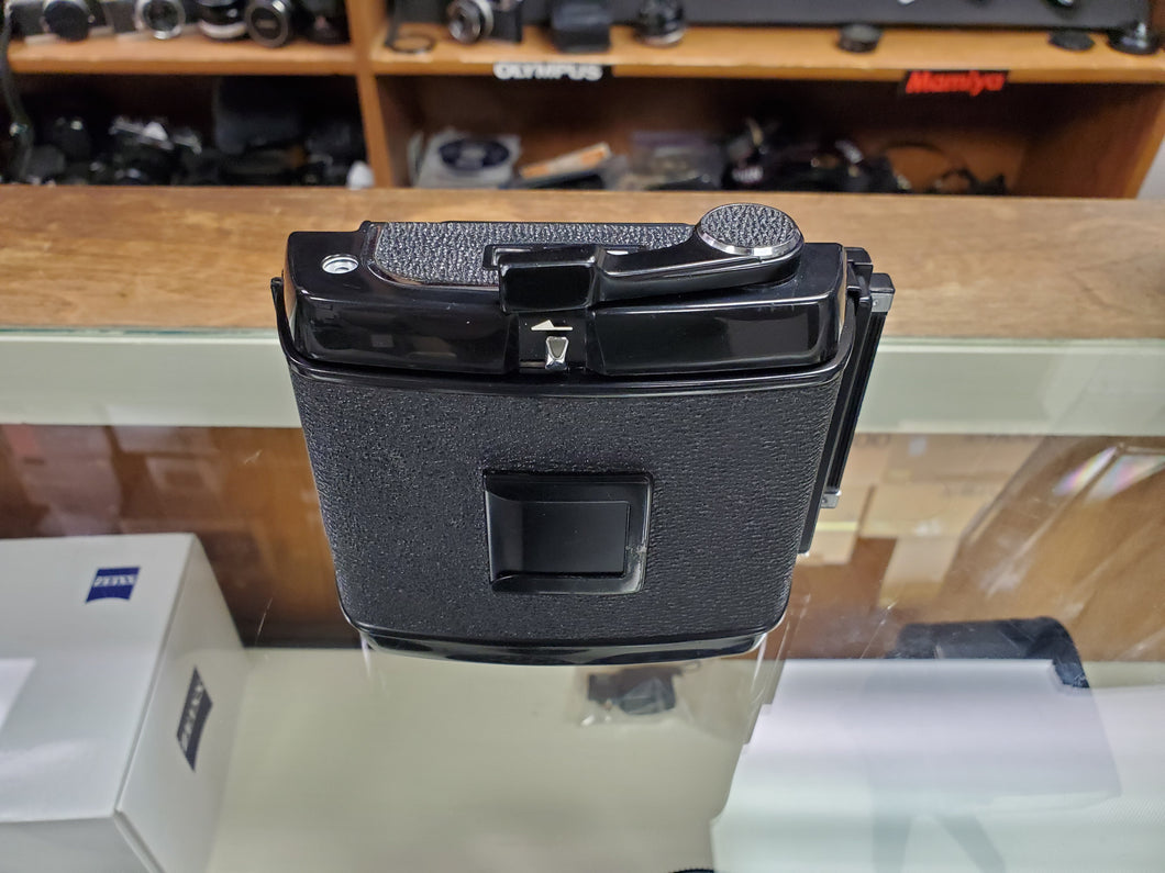 Mamiya RB67 Pro S SD 6x7 120 Film Back, CLA'd, New Light Seals, Canada