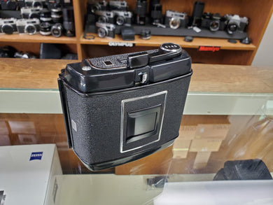 Mamiya RB67 Pro S SD 6x4.5 645 Film Back, CLA'd, New Light Seals, Canada