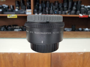 Nikon TC-17E II AF-S Tele-Converter 1.7X - Newest Version