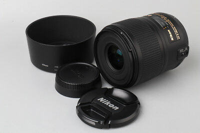 Nikon Micro 60mm f/2.8G Macro Full Frame Lens - Used Condition 10/10 - Paramount Camera & Repair - Saskatoon Canada Used Cameras Used Lenses Batteries Grips Chargers Studio