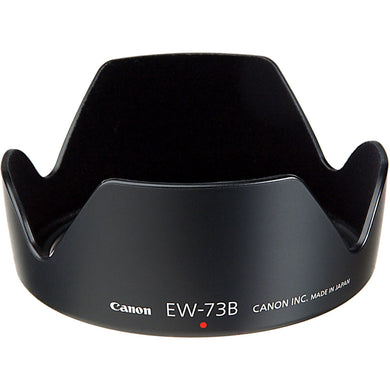 Lens Hood for Canon 17-85mm/18-135mm Lens - EW-73B - Paramount Camera & Repair - Saskatoon Canada Used Cameras Used Lenses Batteries Grips Chargers Studio