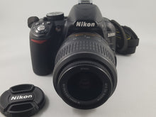 Load image into Gallery viewer, Nikon D3100 14.2MP 1080p DSLR w/ Nikon 18-55mm VR Lens - Used Condition 9.8/10 - Paramount Camera & Repair