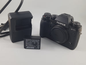 "Fujifilm X-T1 16MP, 8 FPS, 3"" Tilt Screen, Digital Camera- Used Condition 9.5/10 - Paramount Camera & Repair - Saskatoon Canada Used Cameras Used Lenses Batteries Grips Chargers Studio"