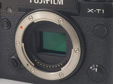 "Load image into Gallery viewer, Fujifilm X-T1 16MP, 8 FPS, 3"" Tilt Screen, Digital Camera- Used Condition 9.5/10 - Paramount Camera & Repair - Saskatoon Canada Used Cameras Used Lenses Batteries Grips Chargers Studio"