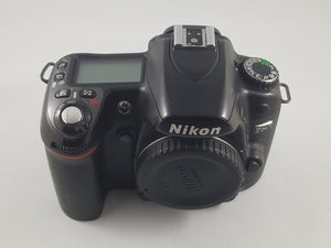 Nikon D80 10.2MP DSLR with Nikon Battery - Used Condition 8/10 - Paramount Camera & Repair - Saskatoon Canada Used Cameras Used Lenses Batteries Grips Chargers Studio
