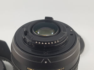 Nikon 18-135mm f/3.5-5.6G ED-IF AF-S DX Lens - Used Condition 9/10 - Paramount Camera & Repair - Saskatoon Canada Used Cameras Used Lenses Batteries Grips Chargers Studio