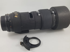 Nikon ED AF Nikkor 300mm F4 Telephoto Lens - Used Condition 8/10 - Paramount Camera & Repair - Saskatoon Canada Used Cameras Used Lenses Batteries Grips Chargers Studio