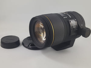 Sigma 150mm f/2.8 EX DG HSM Macro lens for Nikon - Used Condition 9/10 - Paramount Camera & Repair - Saskatoon Canada Used Cameras Used Lenses Batteries Grips Chargers Studio