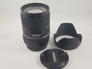 Tamron 16-300mm f/3.5-6.3 Di II VC PZD MACRO Lens for Canon (Model B016E) - Used Condition: 9.5/10 - Paramount Camera & Repair - Saskatoon Canada Used Cameras Used Lenses Batteries Grips Chargers Studio