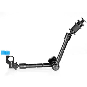 "11"" Video Rig Articulating Arm Mount - for LCD, light or accessories - Paramount Camera & Repair - Saskatoon Canada Used Cameras Used Lenses Batteries Grips Chargers Studio"