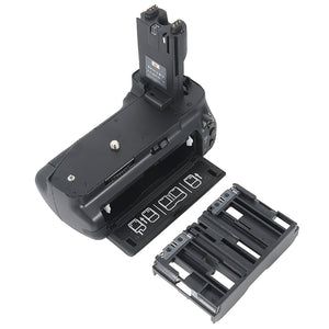 Vertical Battery Grip for Canon EOS 7D (Replaces BG-E7) - Paramount Camera & Repair - Saskatoon Canada Used Cameras Used Lenses Batteries Grips Chargers Studio