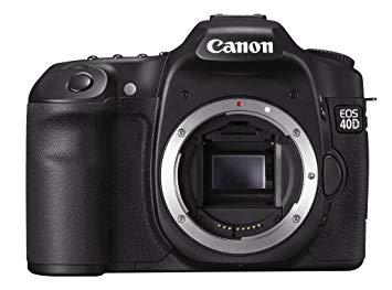 Canon EOS 40D DSLR 10.1MP Camera Canon Battery - Used Condition: 9.8/10 - Paramount Camera & Repair