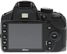 Load image into Gallery viewer, Nikon D3200 24.2MP DSLR 1080p Video with Batter & Charger, Used Condition 9.8/10 - Paramount Camera & Repair - Saskatoon Canada Used Cameras Used Lenses Batteries Grips Chargers Studio