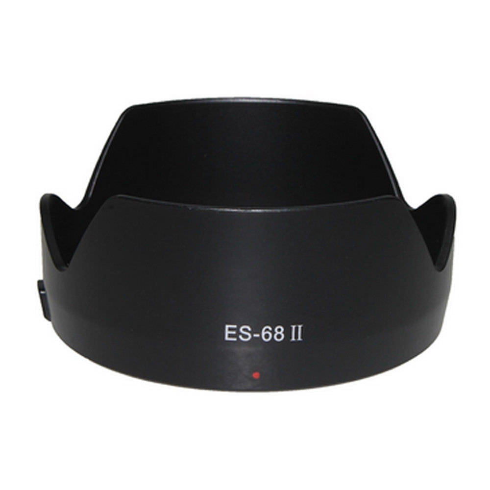 Lens Hood for Canon EF 50mm f/1.8 STM Lens - ES-68II - Paramount Camera & Repair - Saskatoon Canada Used Cameras Used Lenses Batteries Grips Chargers Studio