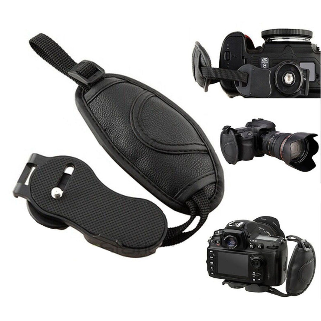 Hand Strap Grip for DSLR or Mirrorless - Paramount Camera & Repair - Saskatoon Canada Used Cameras Used Lenses Batteries Grips Chargers Studio