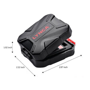 Lynca Small Memory Card Case - Waterproof - Floating - Impact Resistant - Paramount Camera & Repair - Saskatoon Canada Used Cameras Used Lenses Batteries Grips Chargers Studio