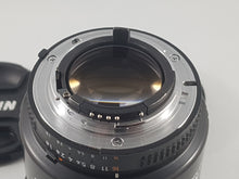 Load image into Gallery viewer, Nikon 85mm f/1.8D Auto Focus Nikkor Lens - Used Condition 9/10 - Paramount Camera & Repair - Saskatoon Canada Used Cameras Used Lenses Batteries Grips Chargers Studio