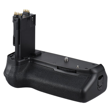 Vertical Battery Grip for Canon EOS 70D/80D Camera (Replaces BG-E14) - Paramount Camera & Repair - Saskatoon Canada Used Cameras Used Lenses Batteries Grips Chargers Studio