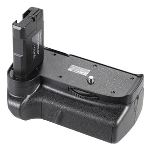 Vertical Battery Grip for Nikon D3100 D3200 D3300 DSLR cameras - Paramount Camera & Repair - Saskatoon Canada Used Cameras Used Lenses Batteries Grips Chargers Studio