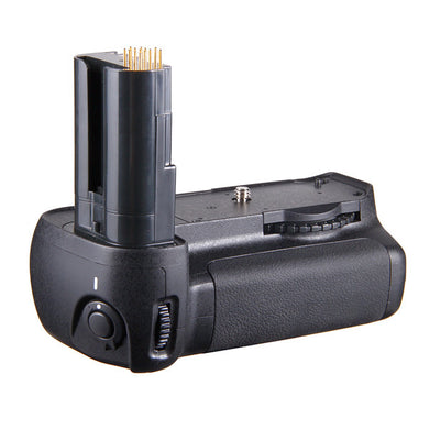 Vertical Battery Grip for Nikon D80/D90 cameras (Replaces Nikon MB-D80) - Paramount Camera & Repair - Saskatoon Canada Used Cameras Used Lenses Batteries Grips Chargers Studio