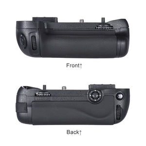 Vertical Battery Grip for Nikon D7100/D7200 cameras (Replaces Nikon MB-D15) - Paramount Camera & Repair - Saskatoon Canada Used Cameras Used Lenses Batteries Grips Chargers Studio