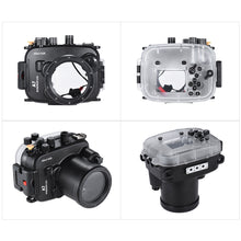 Load image into Gallery viewer, Underwater Dive Housing for the Sony A7 & Sony A7R - Rated to 40M/130ft - Paramount Camera & Repair - Saskatoon Canada Used Cameras Used Lenses Batteries Grips Chargers Studio