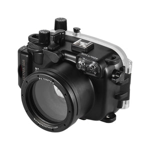 Underwater Dive Housing for Canon G7X Mark II - Rated to 40m/ 130ft - Paramount Camera & Repair - Saskatoon Canada Used Cameras Used Lenses Batteries Grips Chargers Studio