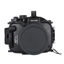 Load image into Gallery viewer, Underwater Dive Housing Case for the Sony A7II with Interchangeable Port - Rated to 40m/130ft - Paramount Camera & Repair - Saskatoon Canada Used Cameras Used Lenses Batteries Grips Chargers Studio