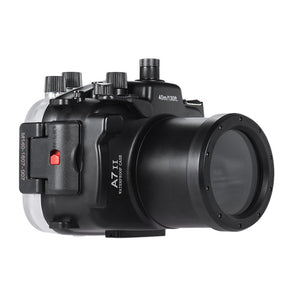 Underwater Dive Housing Case for the Sony A7II with Interchangeable Port - Rated to 40m/130ft - Paramount Camera & Repair - Saskatoon Canada Used Cameras Used Lenses Batteries Grips Chargers Studio