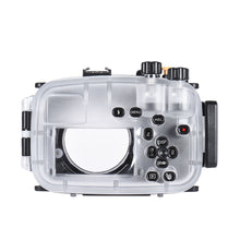 Load image into Gallery viewer, Underwater Dive Housing for the Sony A6000 - Rated to 40M/130ft - Paramount Camera & Repair - Saskatoon Canada Used Cameras Used Lenses Batteries Grips Chargers Studio