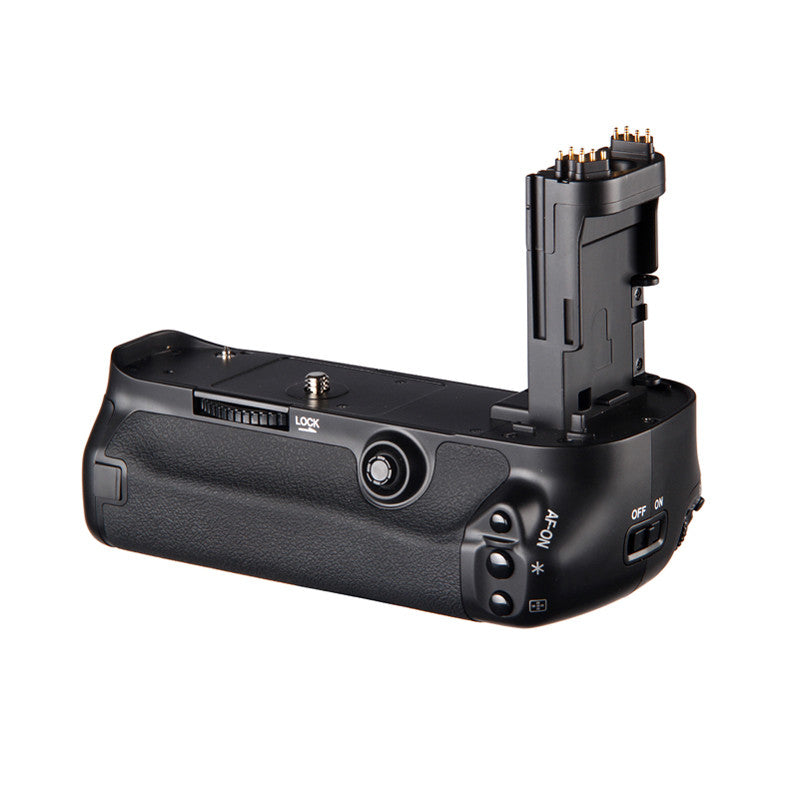 Vertical Battery Grip for Canon EOS 5D Mark III (Replaces BG-E11) - Paramount Camera & Repair - Saskatoon Canada Used Cameras Used Lenses Batteries Grips Chargers Studio